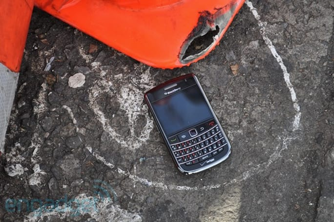 Editorial: RIM seems to be as lost as my BlackBerry