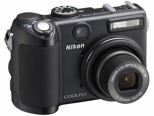 Nikon Coolpix P5100 gets reviewed