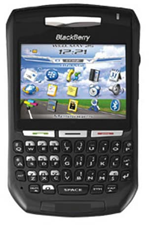 RIM rolls out UMTS BlackBerry 8707g