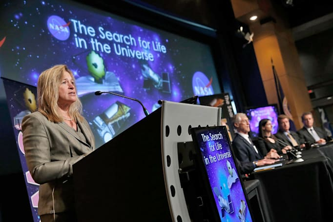 NASA's chief scientist Ellen Stofan leaves the agency