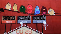 Bird poop and Big Screens: Attempting a multiplayer world record