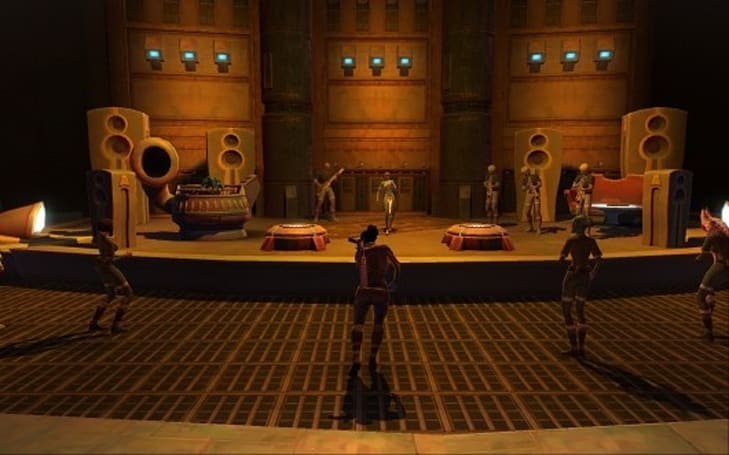 Star Wars: The Old Republic goes dark in preparation for launch