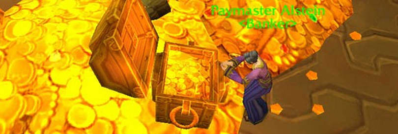 Blizzard strikes gold sellers with Paypal notices