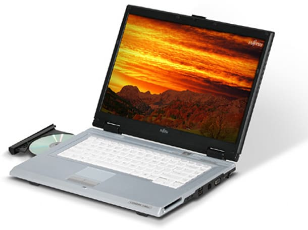 Fujitsu unveils 15.4-inch LifeBook V1010 for the budget-minded