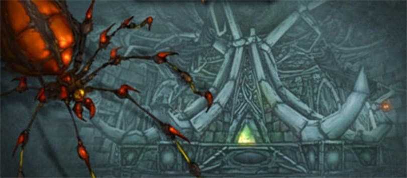 Ready Check: Guide to Naxxramas (Arachnid Quarter)