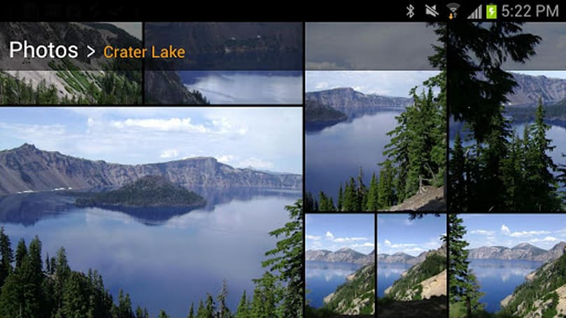 Amazon's Cloud Drive Photos for Android gets auto-save feature, additional functionality