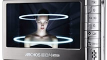 Archos 604 WiFi 30GB portable media player reviewed