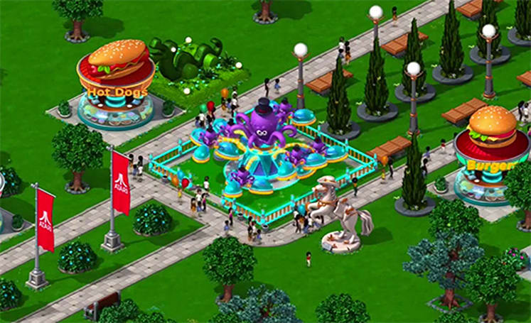 Atari: Rollercoaster Tycoon 4 will be 'completely different' on PC