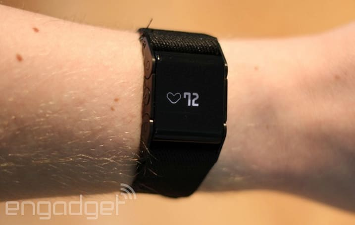 Two weeks with PulseOn's heart-rate monitoring wearable