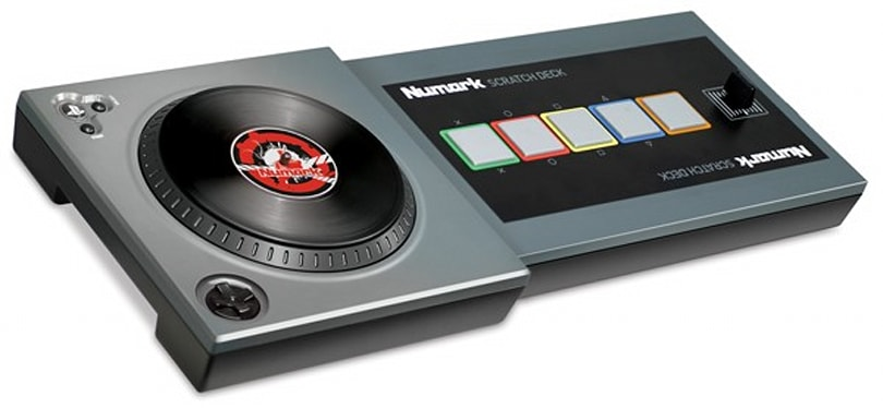 Scratch: The Ultimate DJ controller spins into life