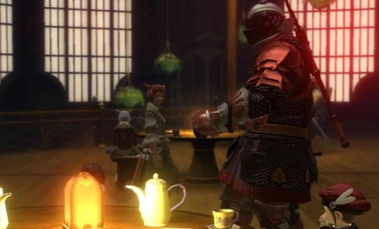 Final Fantasy XIV beta gets new servers and a roleplaying home