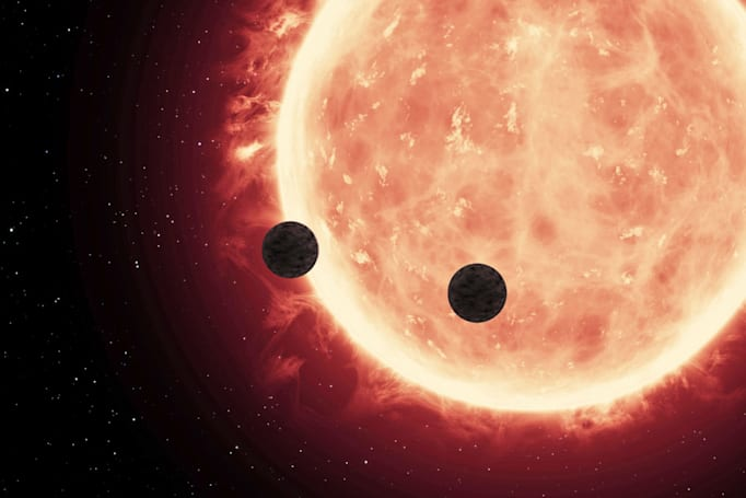 Hubble study finds two potentially habitable exoplanets