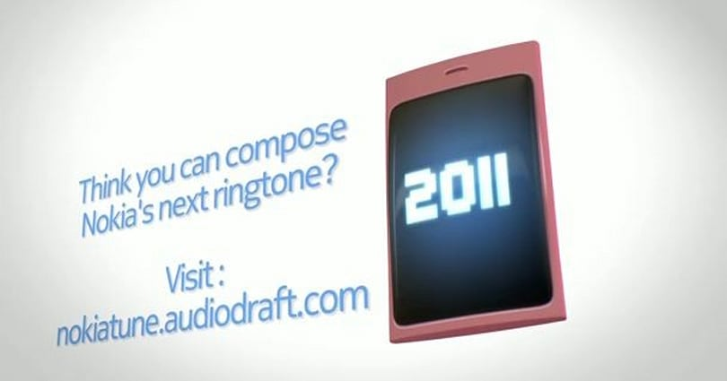 Nokia wants you to create its next iconic ringtone, if you have what it takes