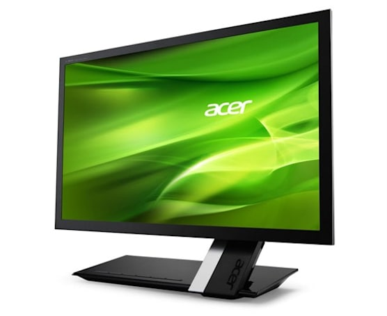 Acer brings five monitors to the US, prices range from $139 to $329