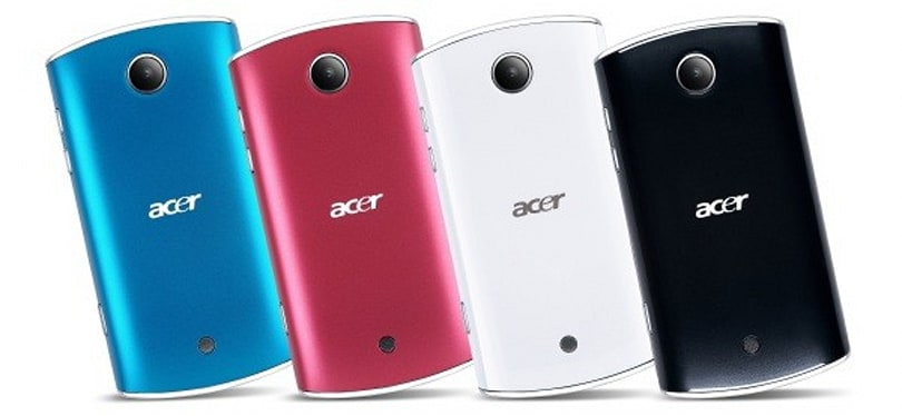 Acer Liquid Mini intros four new flavors, each tastes like Gingerbread
