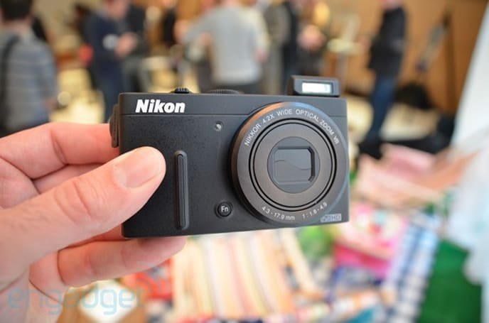 Nikon Coolpix P310 hands-on (video)