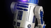 Nikko's R2-D2 projector abducted by Jawas -- on sale this fall