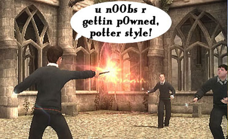 Is the world of Harry Potter Turbine's next MMO project?