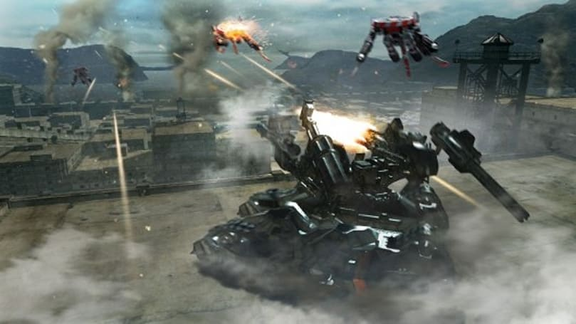 Armored Core: Verdict Day decides on Xbox 360 and PS3 this fall