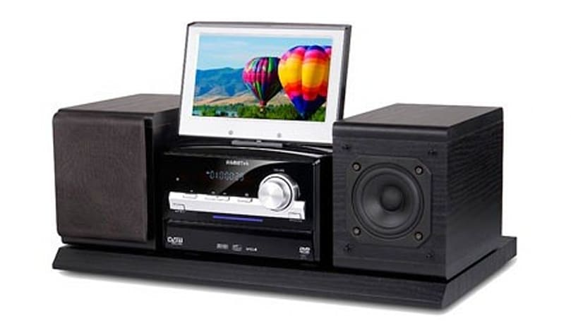 Sigmatek's HFDL-1080 brings an LCD to the mini-system desk party