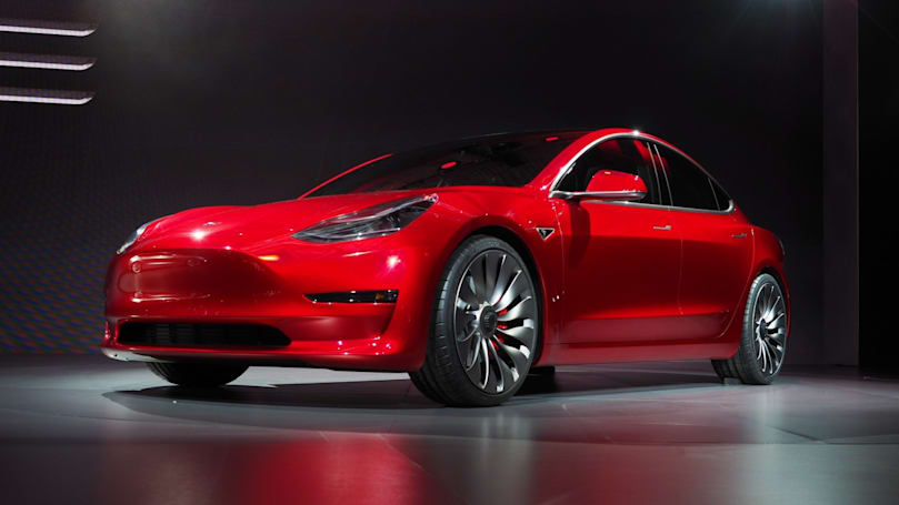 Tesla may start pilot production of the Model 3 on February 20