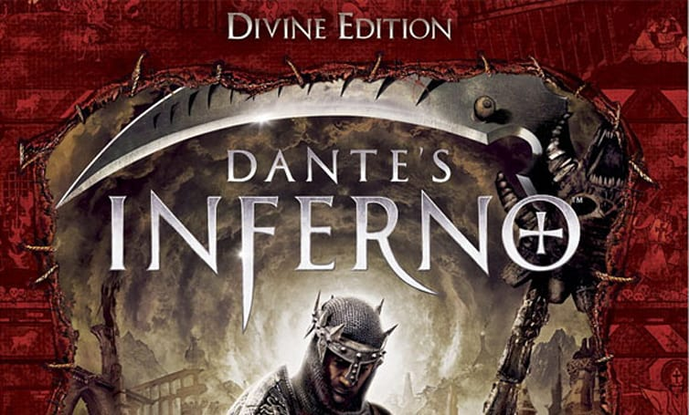 Dante's Inferno 'Divine Edition' heading exclusively to PS3