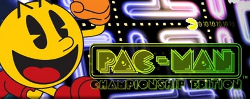 Free Pac-Man Championship Edition from GTR