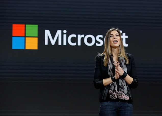 Microsoft executive bonuses could soon be tied to diversity goals