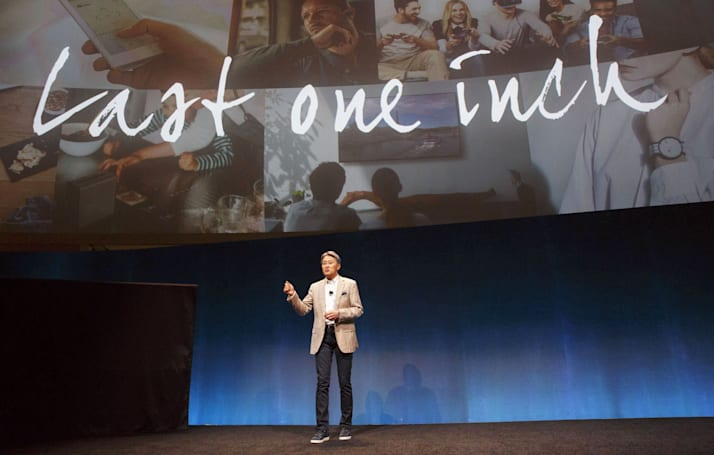 Sony should be taking bigger risks at CES