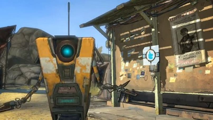 Gearbox and Claptrap honor late Borderlands fan with eulogy, NPC in sequel