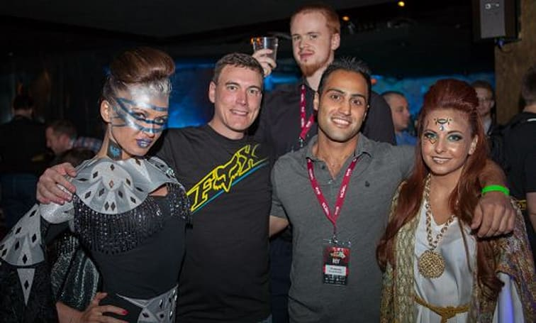DUST 514's new community manager recaps EVE Vegas 2013