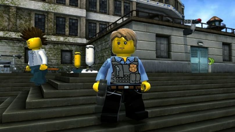 Lego City Undercover review: Chip off the old block