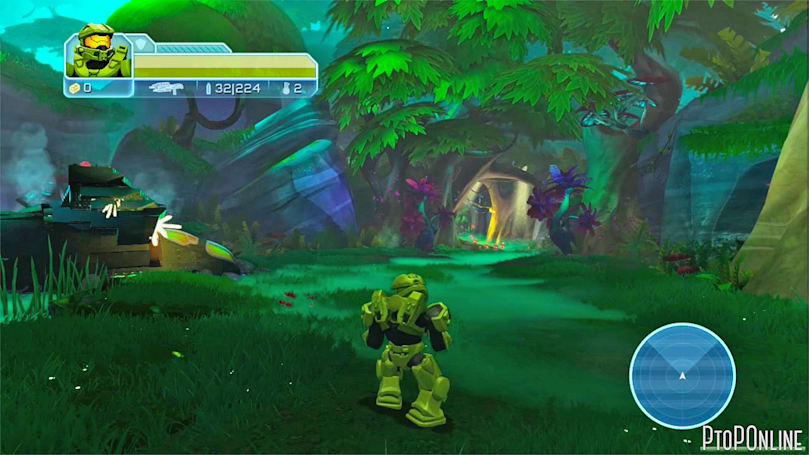 'Halo' developer hints it could revive a scrapped Mega Bloks game