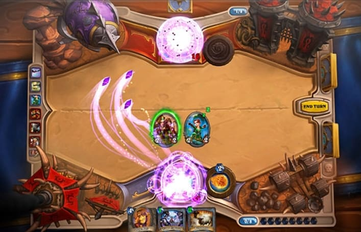 Hearthstone will have an official spectator mode