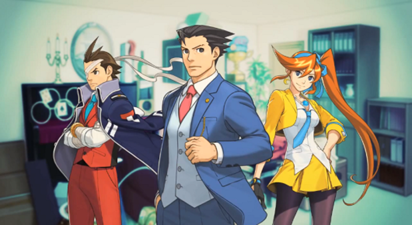 Phoenix Wright Dual Destinies rated 'M' due to 'various crimes and storylines'