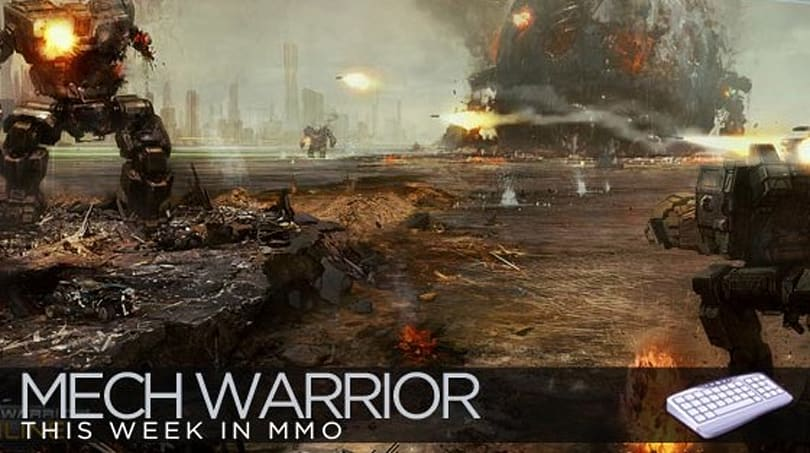 This Week in MMO: MechWarrior edition