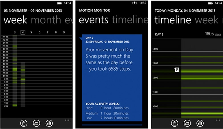 Nokia releases Motion Tracker beta for Lumia 1520 owners looking to get up and go