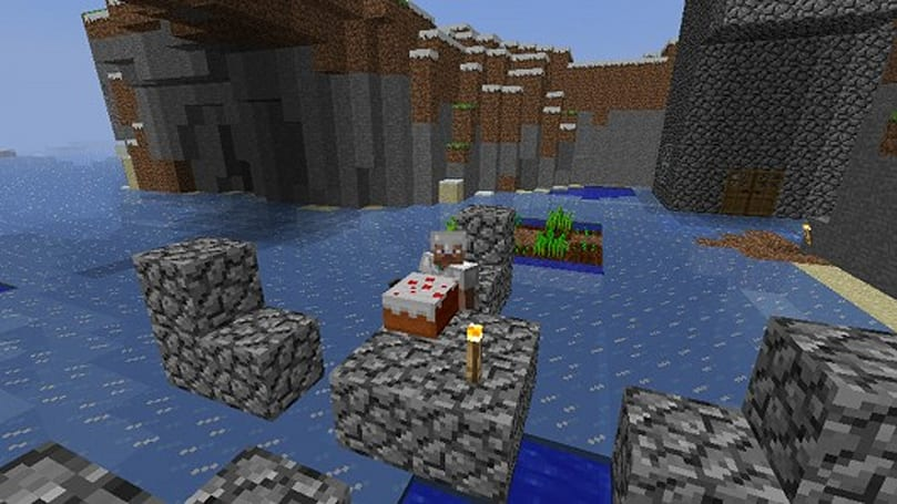 Mojang crafting official iPhone/iPad Minecraft release [update: Android too!]