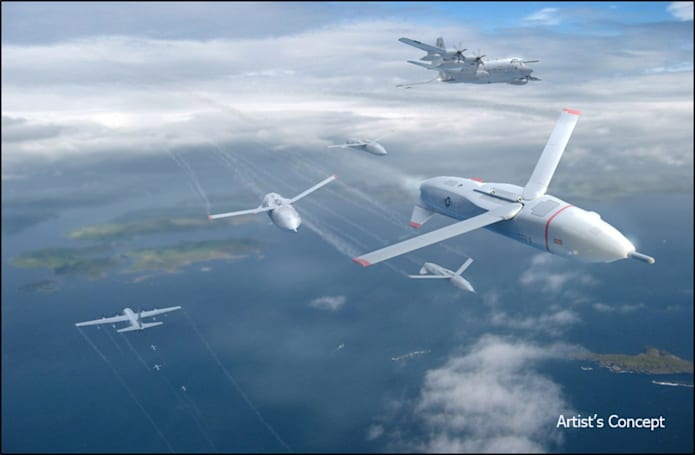 DARPA's reusable unmanned 'gremlin' planes are a go