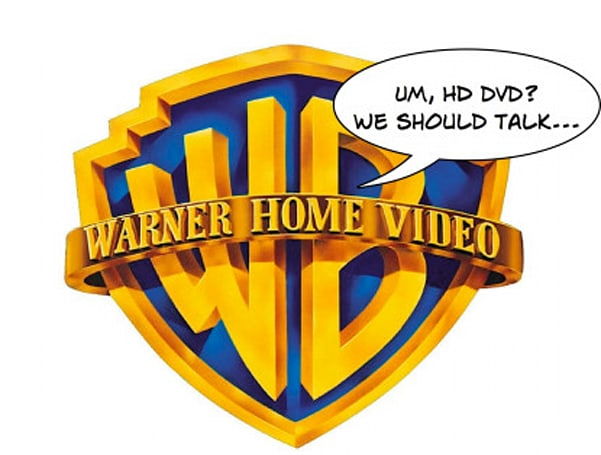 Warner drops HD DVD, goes Blu-Ray only