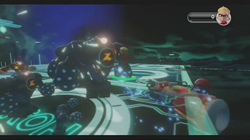 Disney Infinity gets 'Tron Highway,' four other free toy boxes