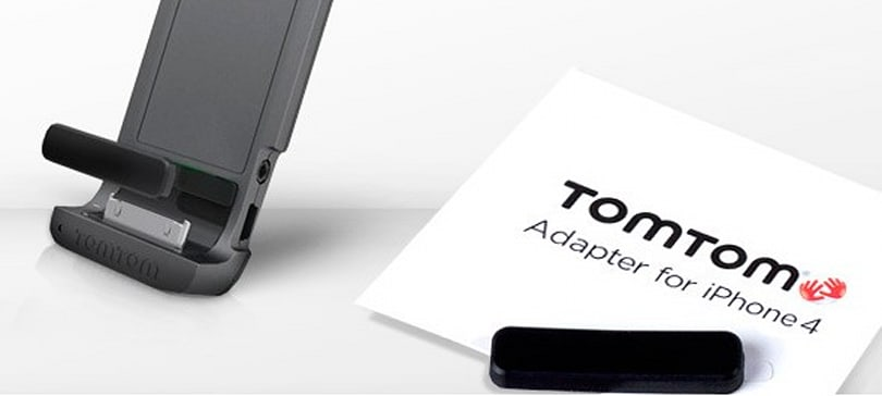 TomTom offers free iPhone 4 adapter for Car Kit
