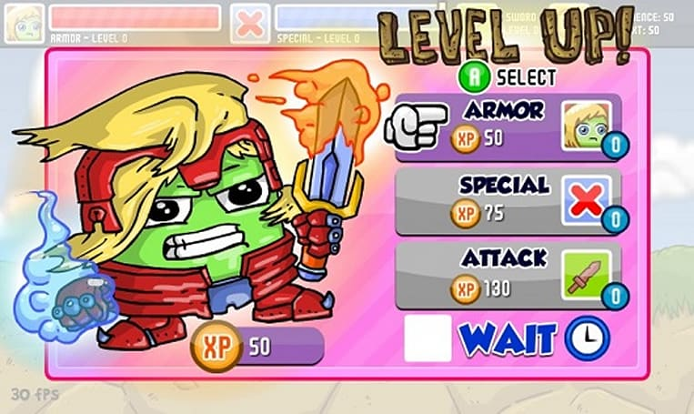 Father-daughter team hoping to make Super Chibi Knight a reality