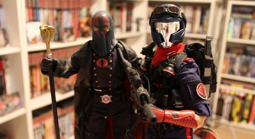 Amazon now indulges in your GI Joe fan fiction