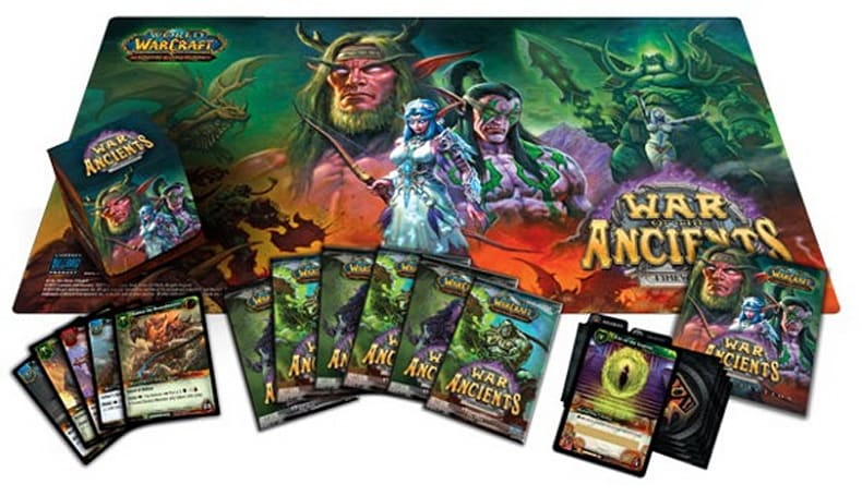 12 Days of Winter Veil Giveaway: War of the Ancients WoW TCG Epic Collection
