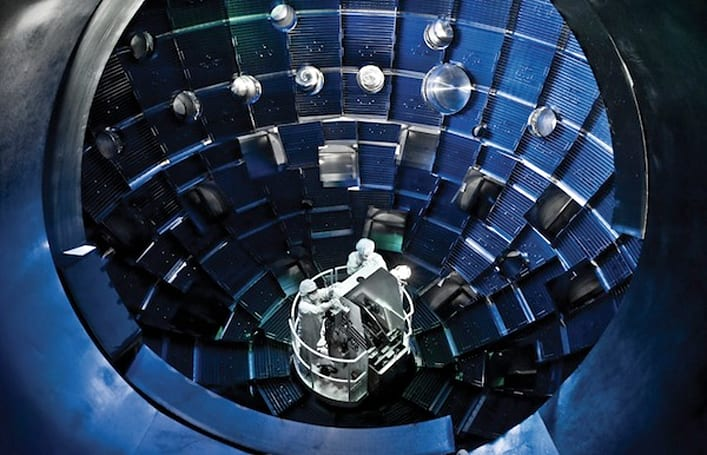 NIF sets record with 500 TW laser shot, lab-based nuclear fusion not far behind