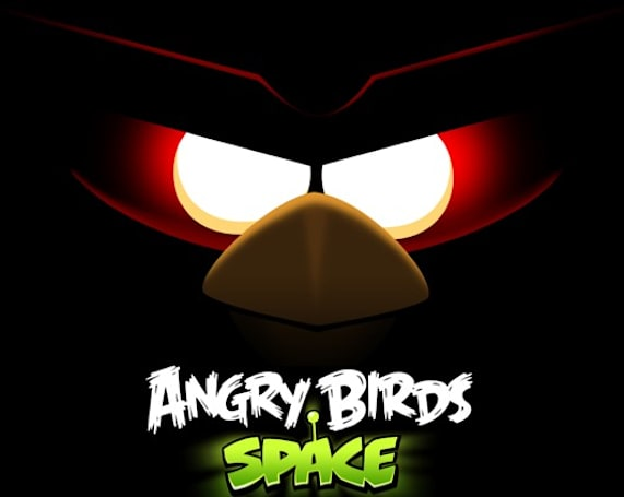 Angry Birds Space trailer, brought to you by NASA [Update: Screens and details]