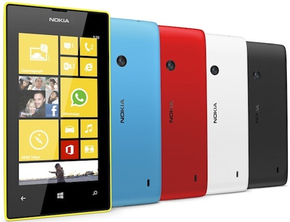 Nokia Lumia 520 announced, ready to bring WP8 and dual-core to emerging markets for $180