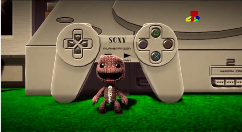 Sony celebrates PlayStation history using LittleBigPlanet 3