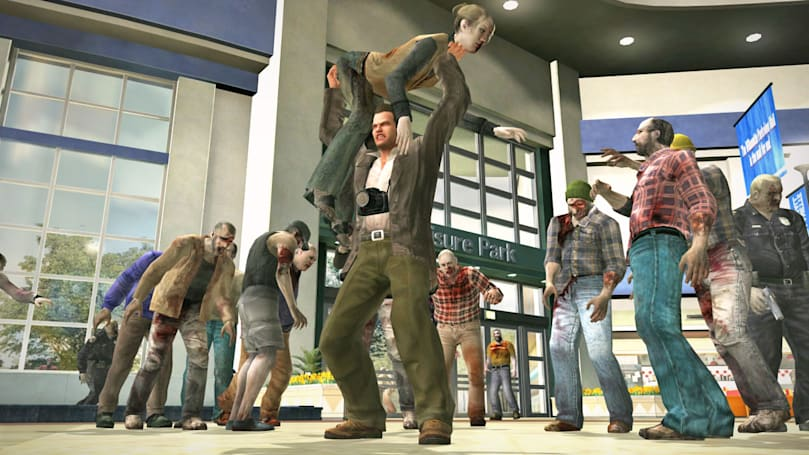 Original 'Dead Rising' will shamble on to PC, PS4 and Xbox One